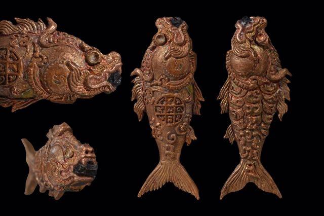 ปลาสากกะเบือแม่หม้าย หลวงตาถังทอง วัดพระนางพญาป่าแสงทอง นครสวรรค์ เนื้อกระปิ้งแดง