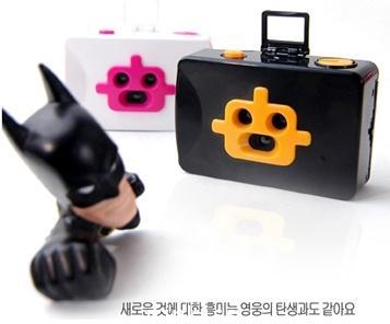 กล้อง 3 ตา ( TOY Robot Camera )