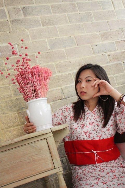 ชุดกิโมโน ( Kimono )