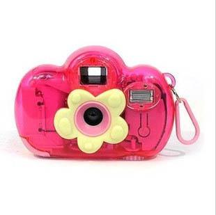 กล้องดอกไม้ Jelly Camera (มีแฟลช)