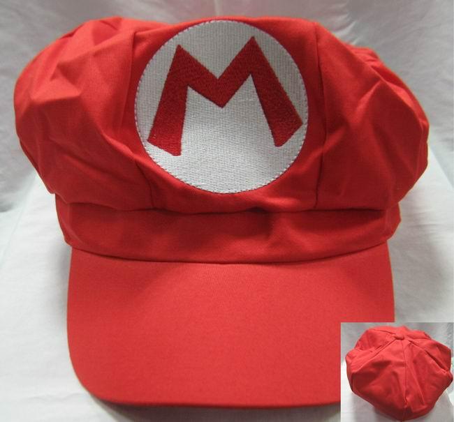 หมวกมาริโอ้ Mario Cap