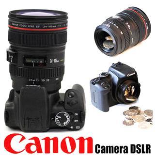 กระปุกออมสินทรงกล้อง Canon 350D save bank