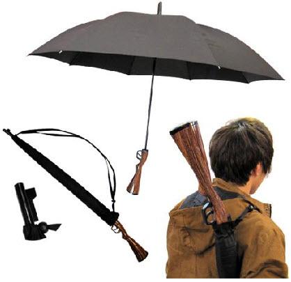 ร่มด้ามปืน ( GUN Umbrella )