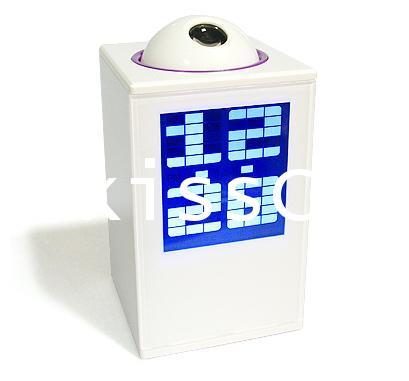 นาฬิกา Projecter แนวตั้ง