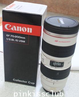 แก้วเลนส์ Canon 70-200 F/2.8 Mug ( ใบอ้วน)