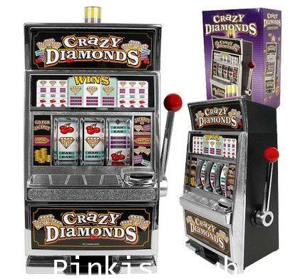 Crazy diamond Slot ตู้สล็อต