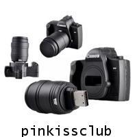 แฟลชไดร์ฟ Canon 4GB ( Flash Drive Canon )