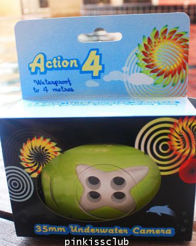กล้องกันน้ำ 4 ตา ( 4 camera aqua )