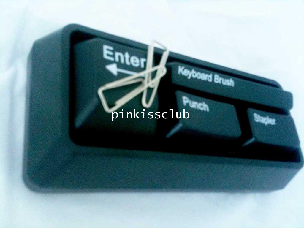 Keyboard Stationary ชุดเครื่องเขียนรูปคีย์บอร์ด