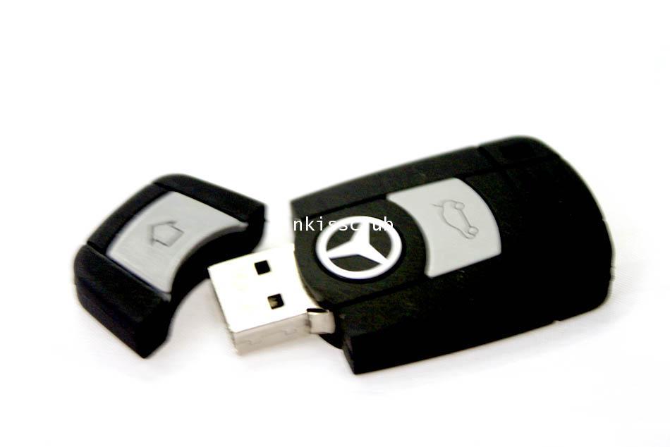 FlashDrive กุญแจรถเบ๊นซ์ Benz