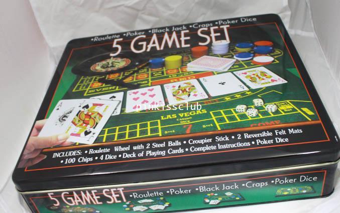 เกมรูเร็ต เกมคาสิโน Perfect Casino 5 in 1