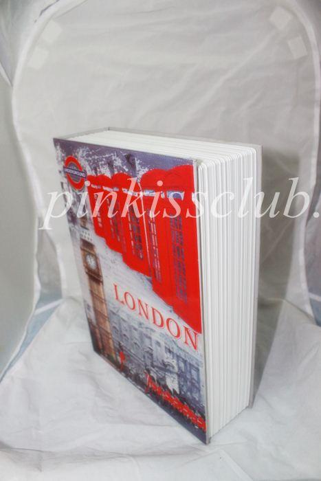 ตู้ Save หนังสือ London 3