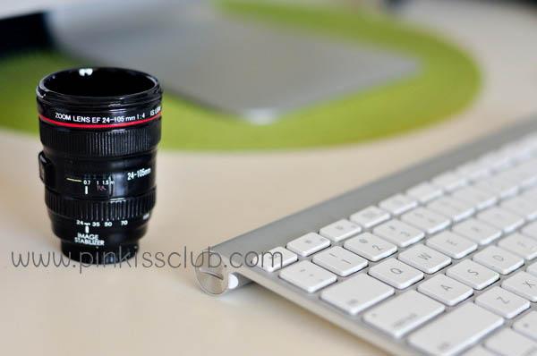 Canon แก้ว Shot Mini Stanless 4