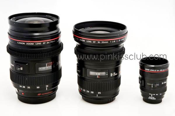 Canon แก้ว Shot Mini Stanless 6
