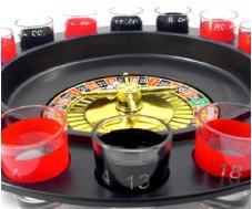 roulette shot คาสิโนรูเรตซอท