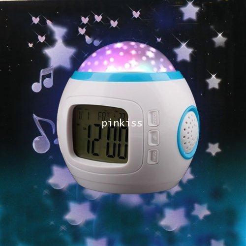 นาฬิกาโคมไฟดวงดาว