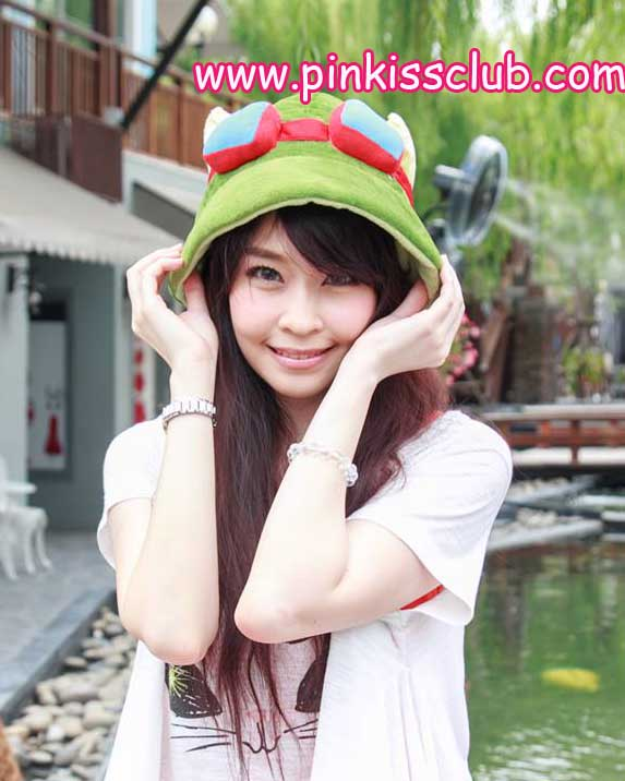 หมวก Teemo หมวกทีโม่ จากเกม LOL