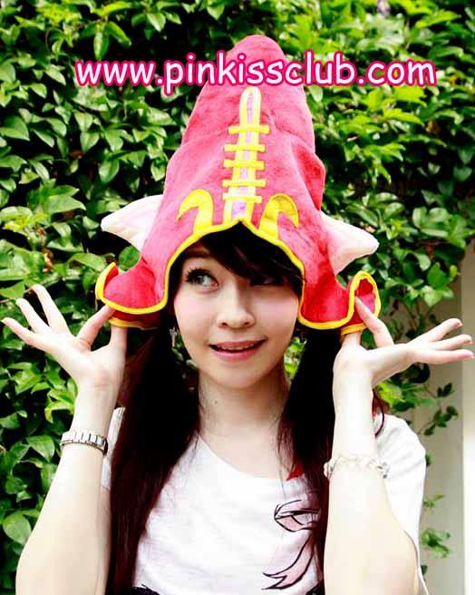 หมวกลู่ลู่ Lulu cap