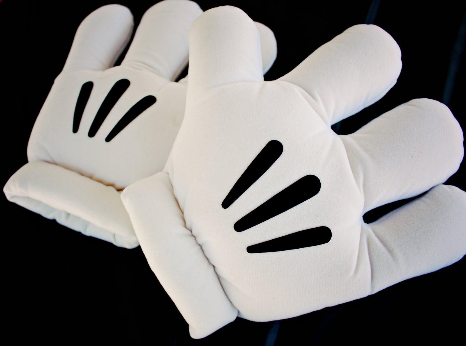 ถุงมือมิกกี้เม้าส์ Mickey Mouse