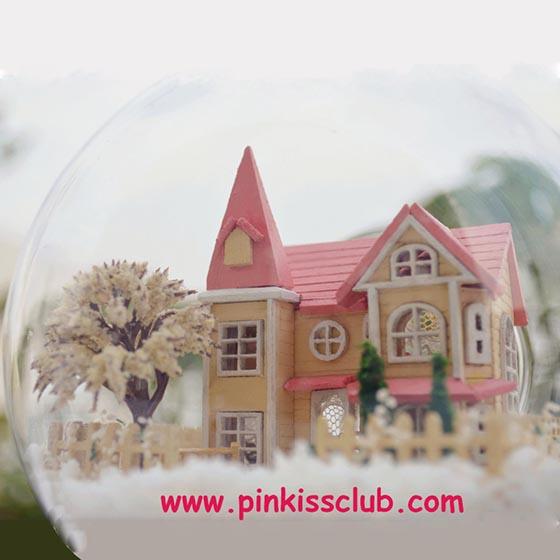 บ้านตุ๊กตา DIY รุ่น Lolita Dream Homes