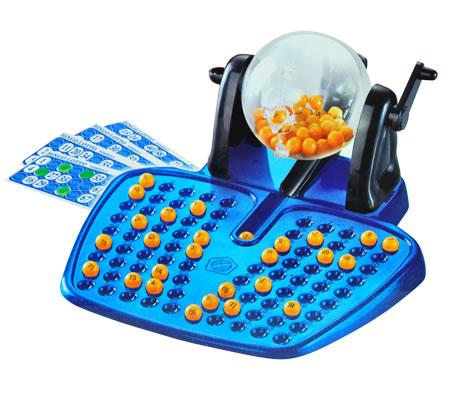 เกมบิงโก Bingo game