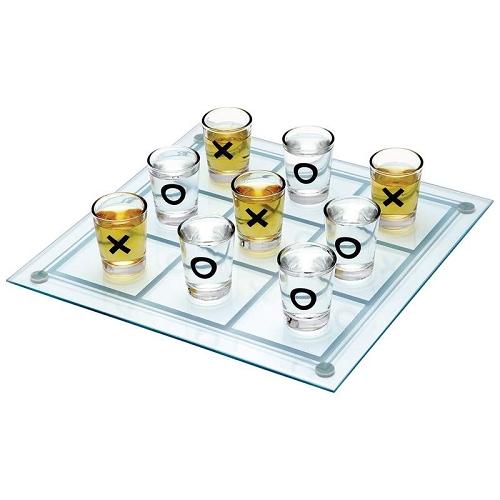 เกมส์ OX กินเหล้า เกมส์ OX แก้วช็อต Crystal Drinking