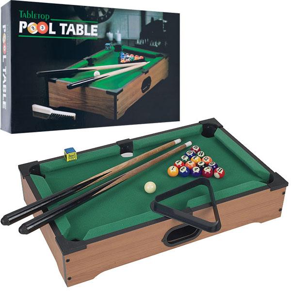 เกมส์โต๊ะพูล Mini Pool Table โต๊ะพลูมินิ 50 cm