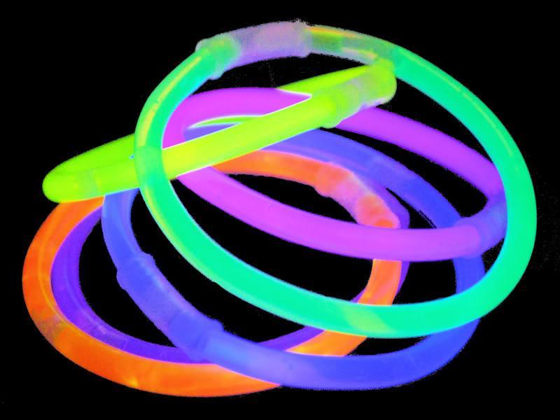กำไลเรืองแสง กำไลข้อมือเรืองแสง คุณภาพสูง