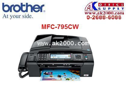InkJet  MFC-795CW