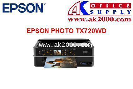 EPSON STYLUS PHOTO TX720WD NEW