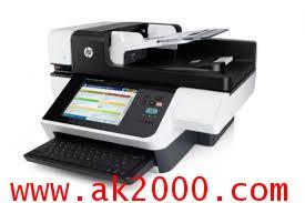 HP Scanjet Enterprise 8500fn Document Capture Workstation