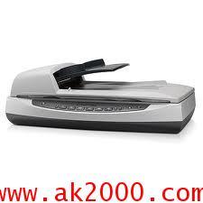 HP ScanJet N8270 Document Flatbed Scanner