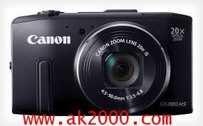 CANON POWER SHOT SX280 HS