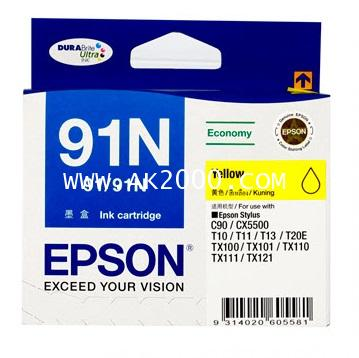 EPSON T107490 NO T091N YELLOW