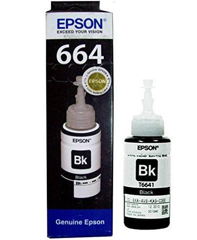 EPSON T664100 NO664 BLACK