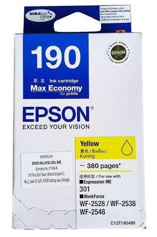 EPSON T190490 NO190 YELLOW