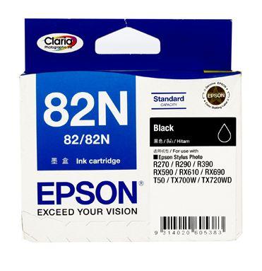 EPSON T112190 NO82N BLACK