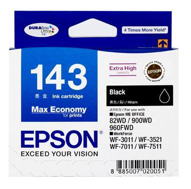 EPSON T143190 NO143 BLACK