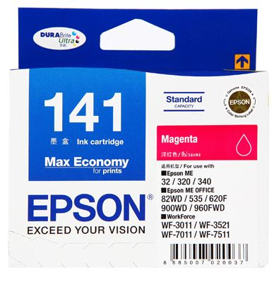EPSON T141390 NO141 MAGENTA