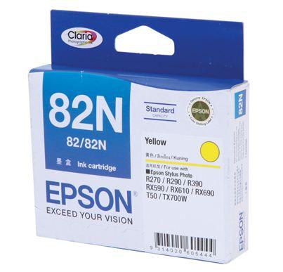EPSON T112490 NO82N YELLOW