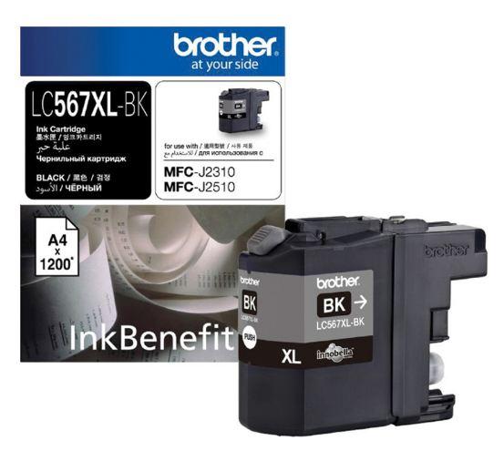 BROTHER LC-567XLBK