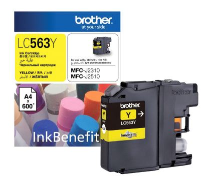 BROTHER LC-563Y