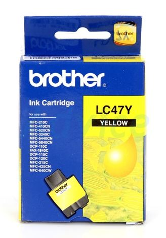BROTHER LC-47Y