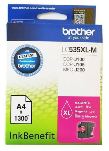 BROTHER LC-535XLM