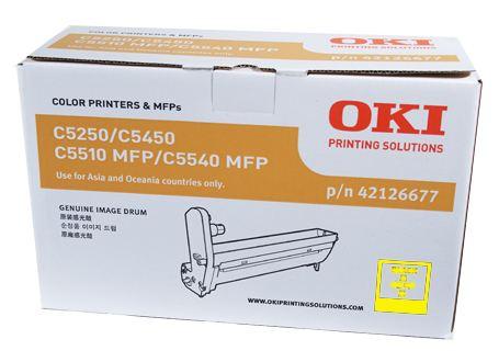 OKI DRUM-C5510Y