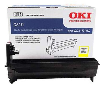 OKI DRUM-C610Y