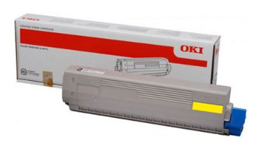 OKI TN-C831Y