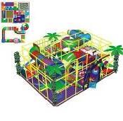 สนามเด็กเล่นในร่ม รุ่น DRID1009