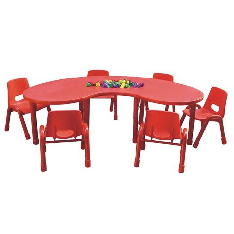 โต๊ะเรียน 6 ที่นั่ง