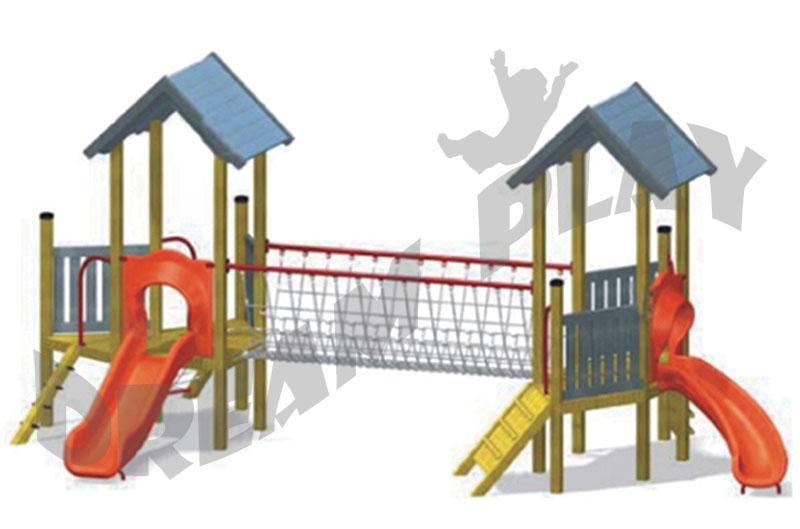 ชุดสะพานเชือก DP-WP1110